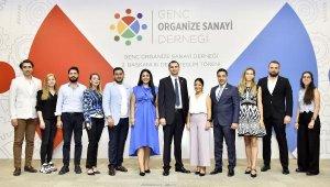 Genç OSD'de Ali Başar Ayan dönemi