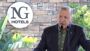 Cumhurbaşkanı Erdoğan: 'İnşallah hep beraber yeni döneme giriyoruz'