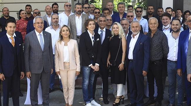 Karadağ Antalya Fahri Konsolosu Yılmaz oldu