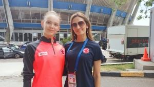 Sarıoğlu, Avrupa Şampiyonası'nda