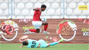 Antalyaspor Menemen yedi