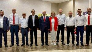 BAİB'de yeni dönem, hedef 2.3 milyar dolar ihracat