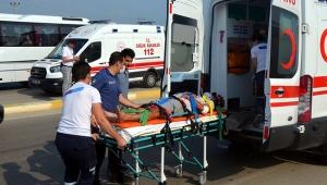 Kazada anne öldü, oğlu yaralandı