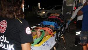 Serik'te kaza: 3 yaralı