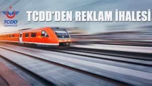 TCDD'den reklam ihalesi