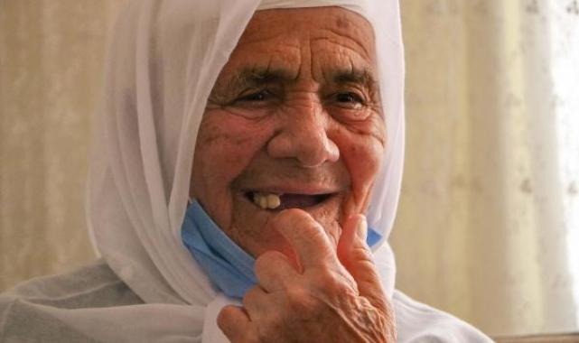 Ayşe Nine, kayıp takma dişlerinin bulunmasını istemiş