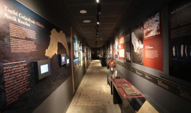 DokumaPark'ta, 'Bir Zamanlar Antalya' müzesi açılıyor