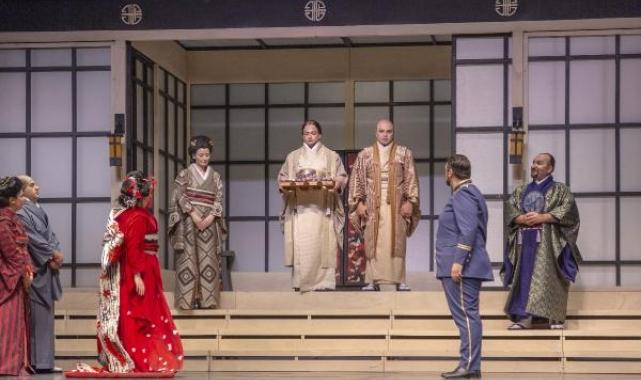 Madama Butterfly yeni sezonda ilk kez