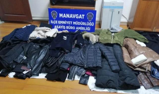 Moğol hırsızlar tutuklandı