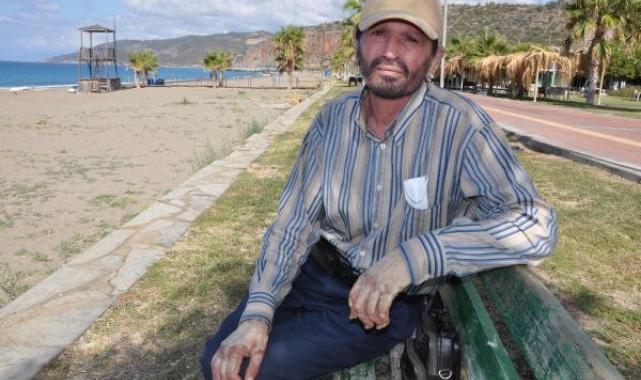 Sedef hastası Mustafa, iyileşip evlenmek istiyor