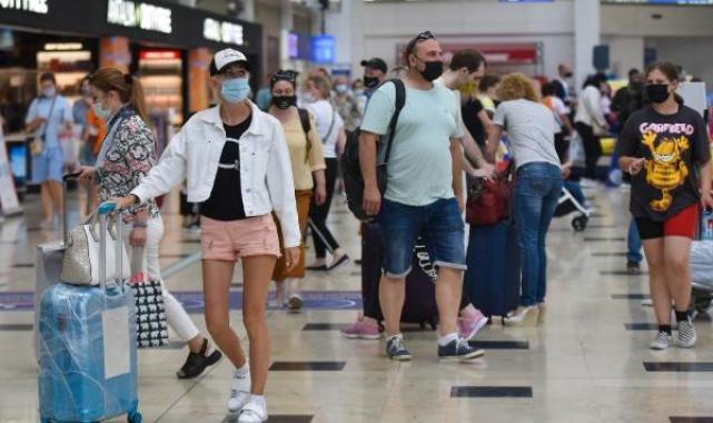 Turizmin 'en kötü yılı'nda Türkiye dünyada 5'inci