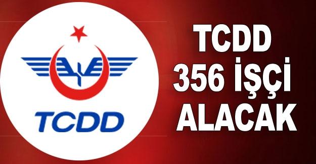 TCDD 356 işçi alacak