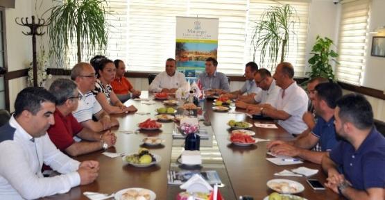Manavgat'a Organize Sanayi Şart