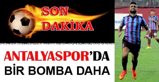 Antalyaspor'da bir bomba daha
