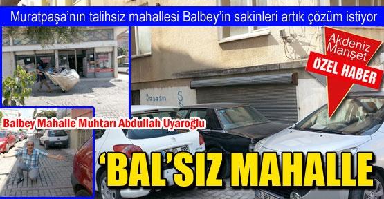 'BAL'SIZ MAHALLE