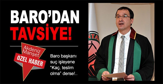 BARO'DAN TAVSİYE!