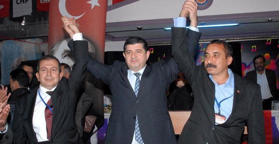 CHP Serik 'Karacan' dedi