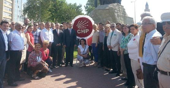 CHP'de 91. yıl kutlanıyor