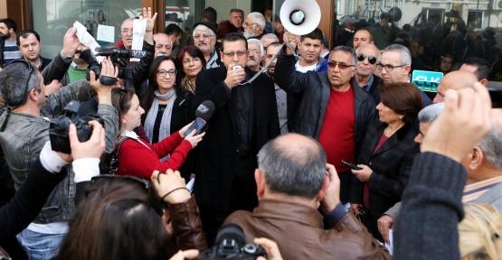 CHP'den dilekçeli kayıp-kaçak eylemi