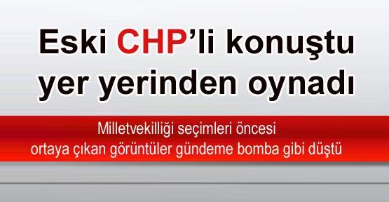 Eski CHP'li konuştu yer yerinden oynadı