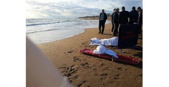 Manavgat'ta Denize Giren Alman Turist Hayatını Kaybetti