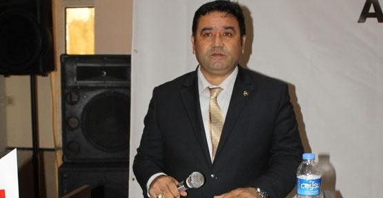 MHP Aksu'da başkan değişmedi