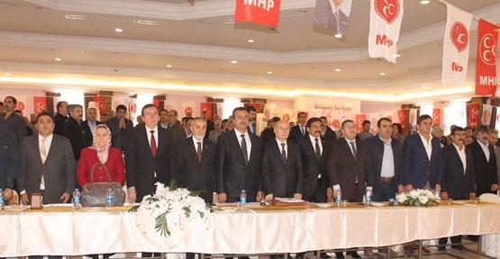 MHP Döşemealtı'nda yeni başkan Akar