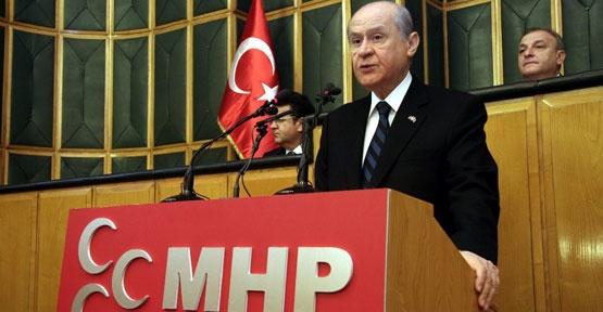 MHP lideri Bahçeli Korkuteli'ne geliyor